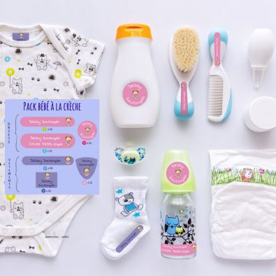 Baby Label Pack