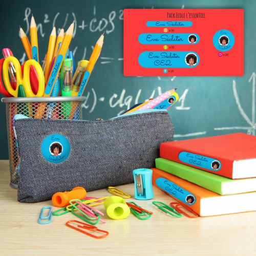 Pack Ecole Essentiel Photo